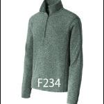MicroFleece 1/2 Zip Pullover