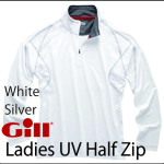Gill Ladies UV 1/2 Zip Pullover