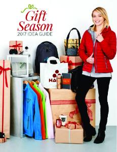 GiftSeason catalog 2