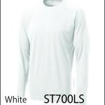 Cotton Feel Longsleeve Performance Tshirt